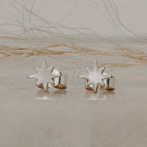 Image of North Star Earrings