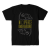 NO PEACE UNDERGROUND-AS ABOVE SO BELOW SHIRT