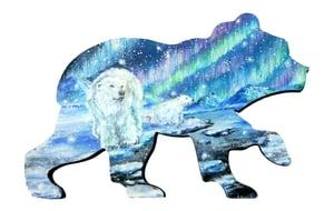 "Image of ""Baby Bear"" Original Painting"