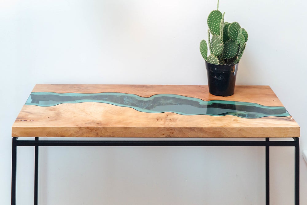 Image of sycamore river table