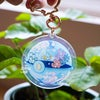 Fairy and Water Type Keychain
