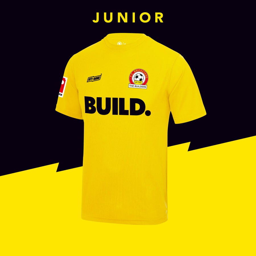 Image of FC Brickstand Away Shirt 21-22 - Junior