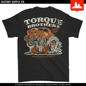 Torque Brothers TB051 - Willys gasser