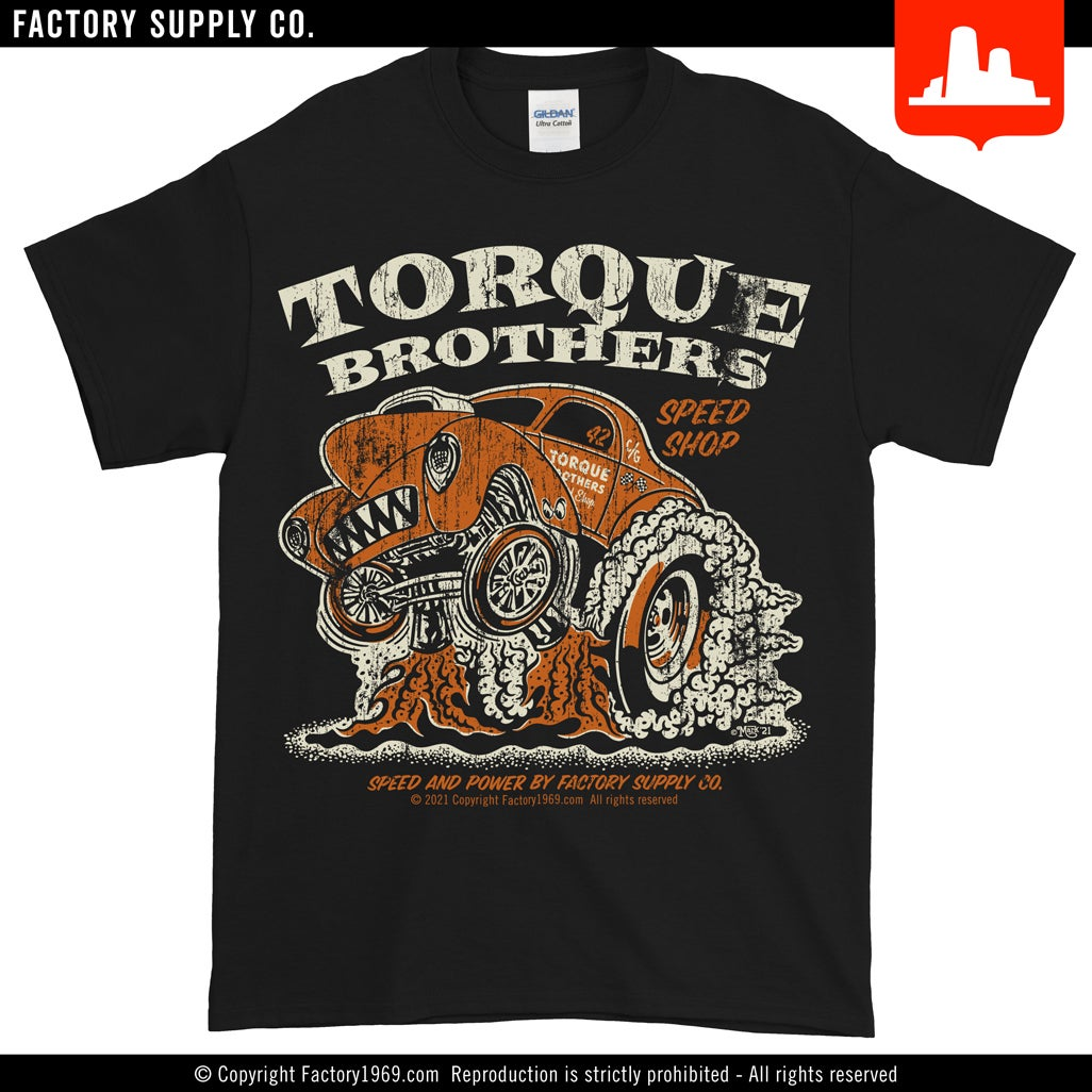 Torque Brothers TB051 - Willys gasser - KIDS