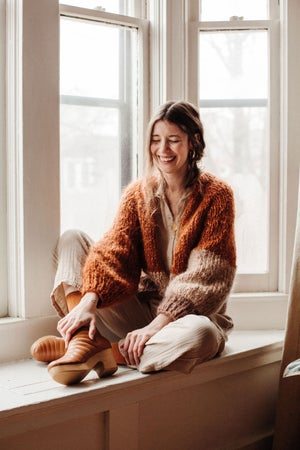 Image of Knitting Pattern - Tofino Cardigan