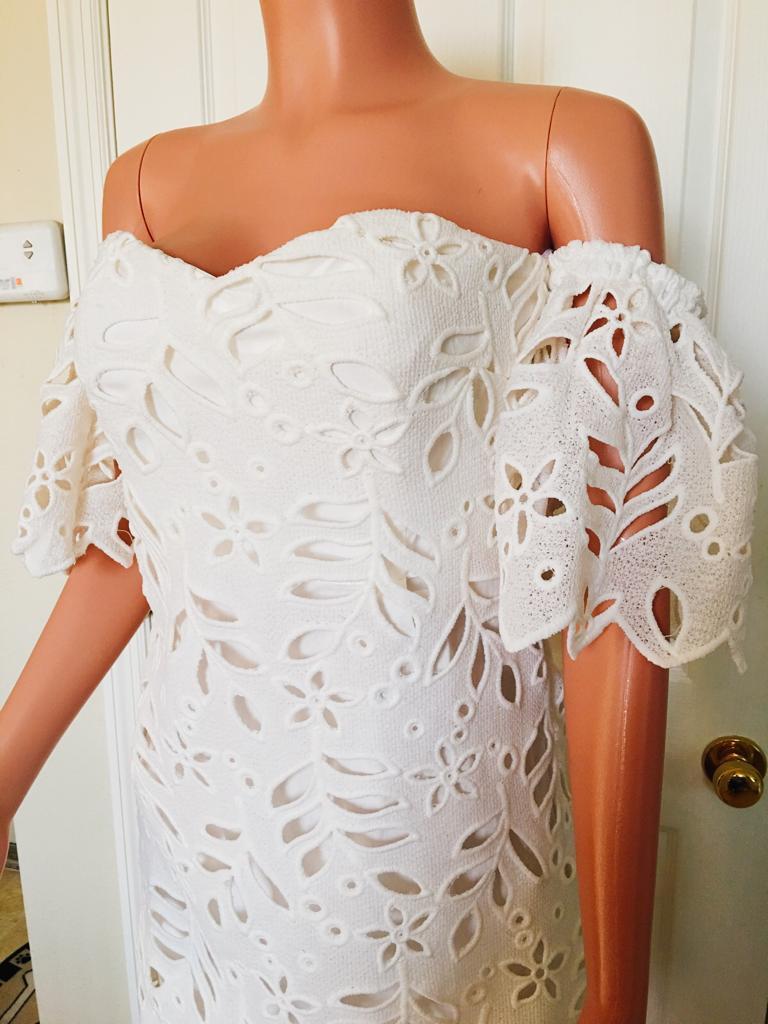 Image of Vestido Blanca