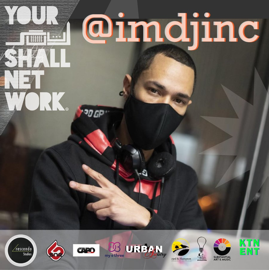 Image of @IMDJINC PRESENTED BY CAPO MUSIC