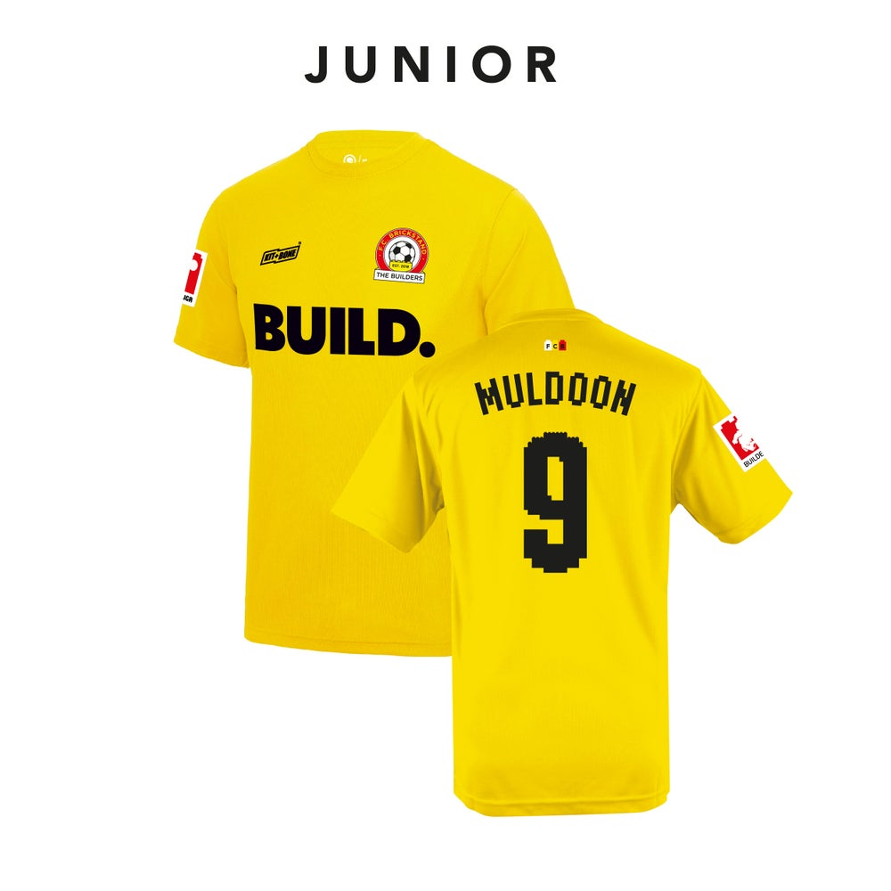 Image of FC Brickstand Away Junior - Hero Shirt - Muldoon 9