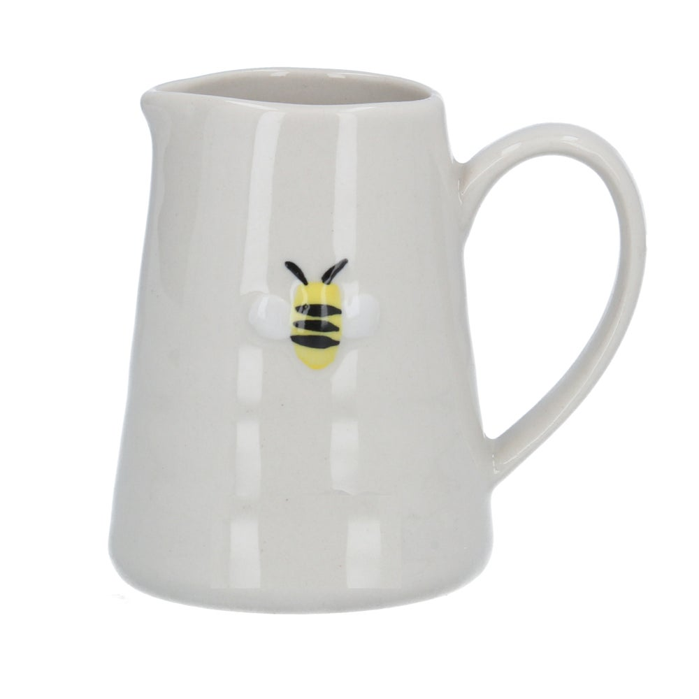 Image of Gisela Graham Mini Ceramic Bee Jug