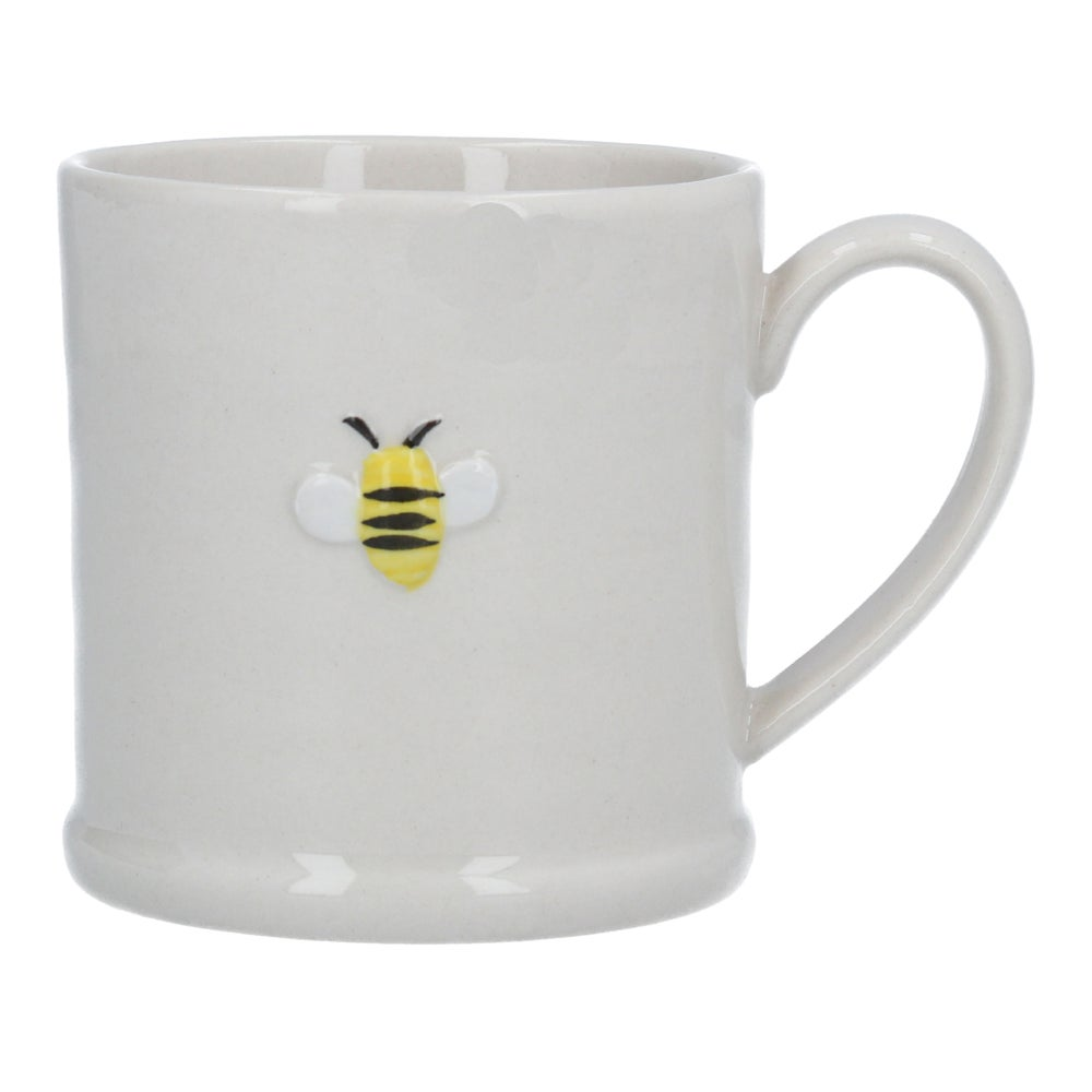 Image of Gisela Graham Mini Ceramic Bee Mug