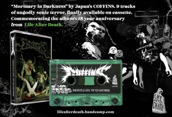 "Image of ""MORTUARY IN DARKNESS"" TAPE"