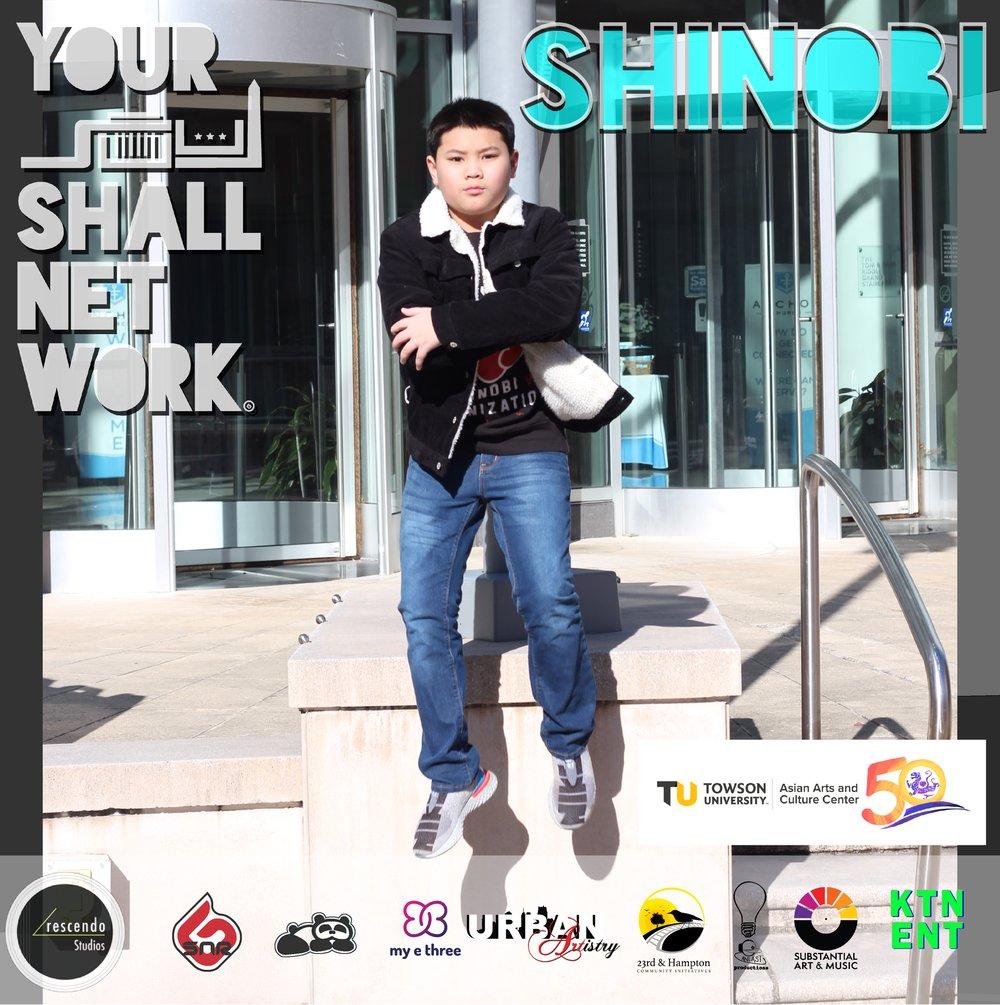 Image of SHINOBI VIRTUAL TICKET