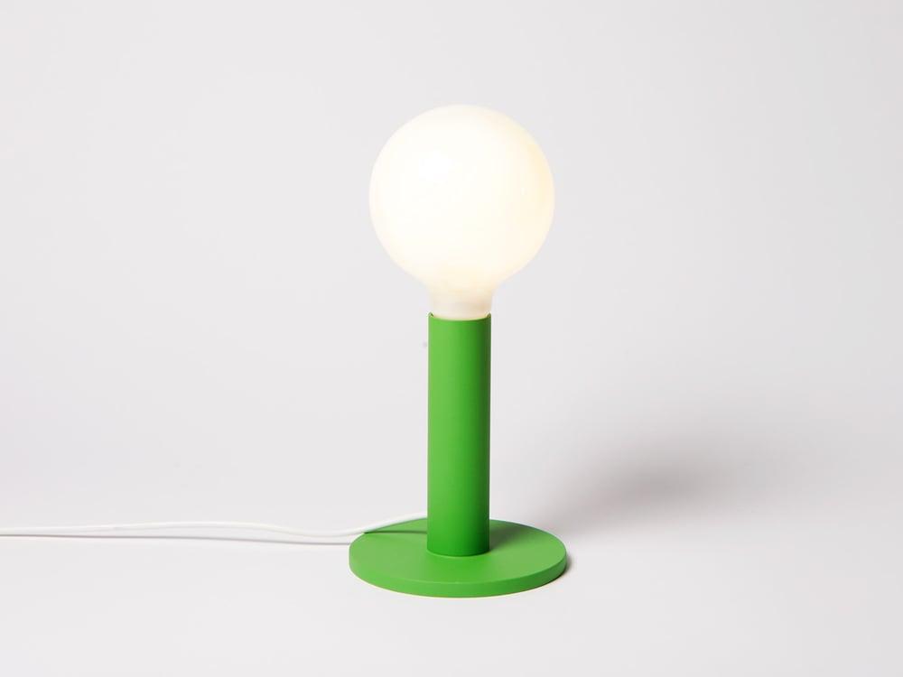 Image of Tischleuchte grün