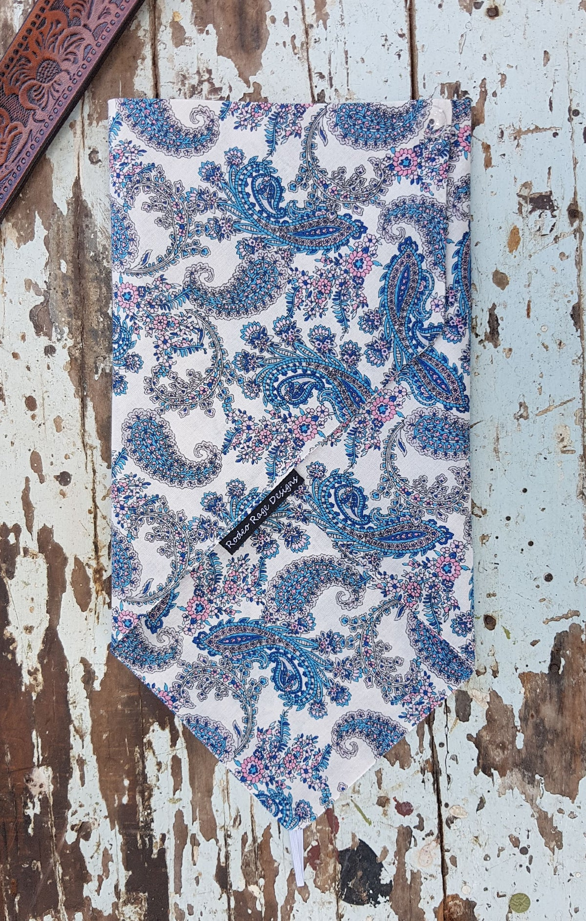 Image of Oriental Paisley in Ashleigh Design