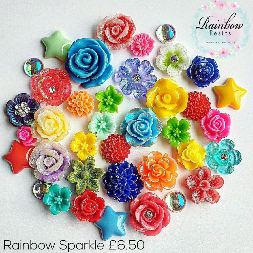 Image of Rainbow sparkle