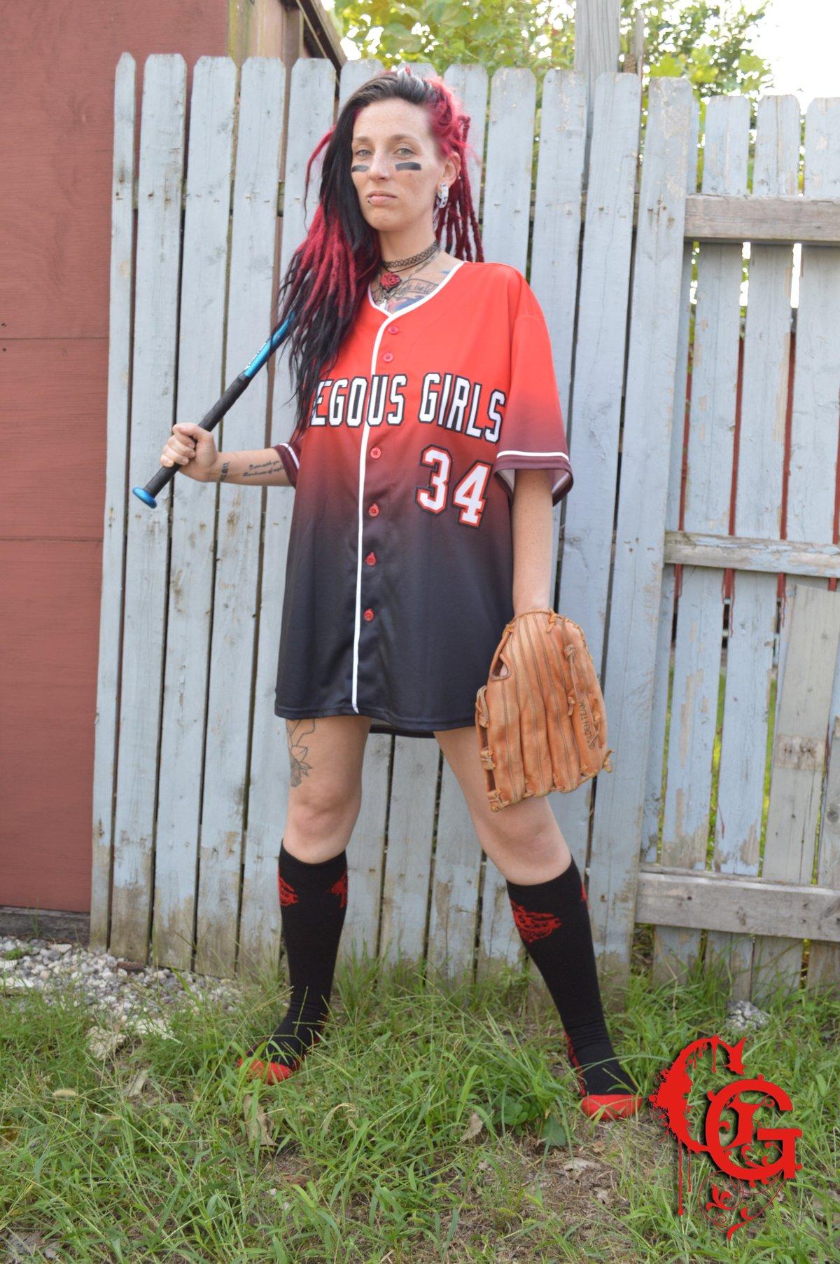 "Image of GG ""Home"" Baseball Jersey"