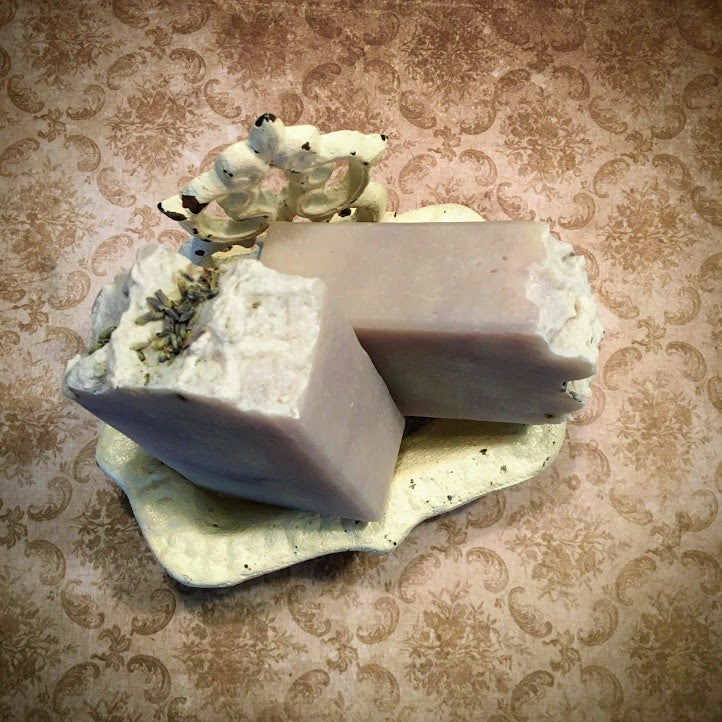 Image of LAVENDER SOAP - CURE DATE - MARCH 15