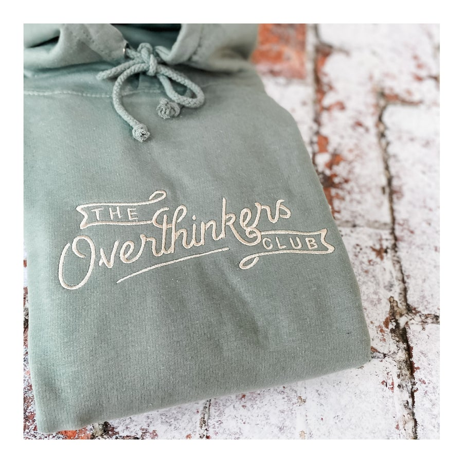 Image of The Overthinkers Club Hoodie