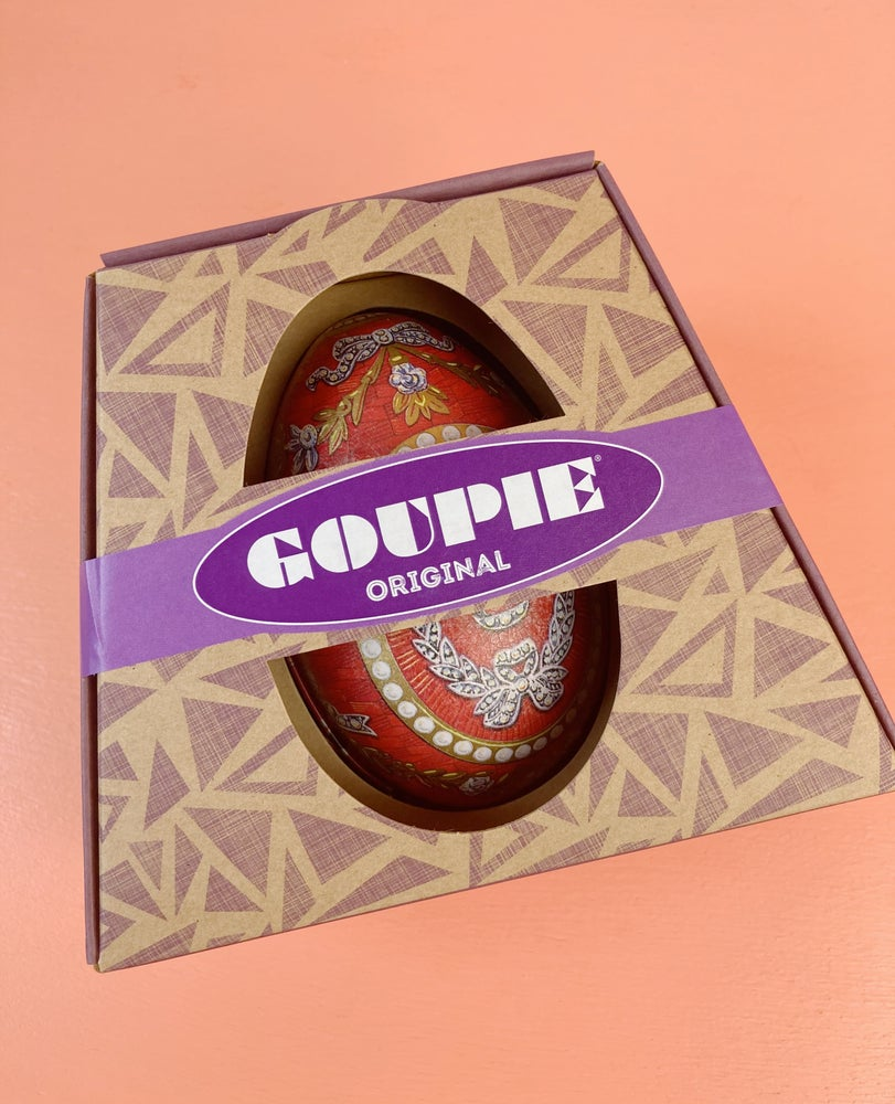 Image of Goupie Vegan Easter Egg - Original