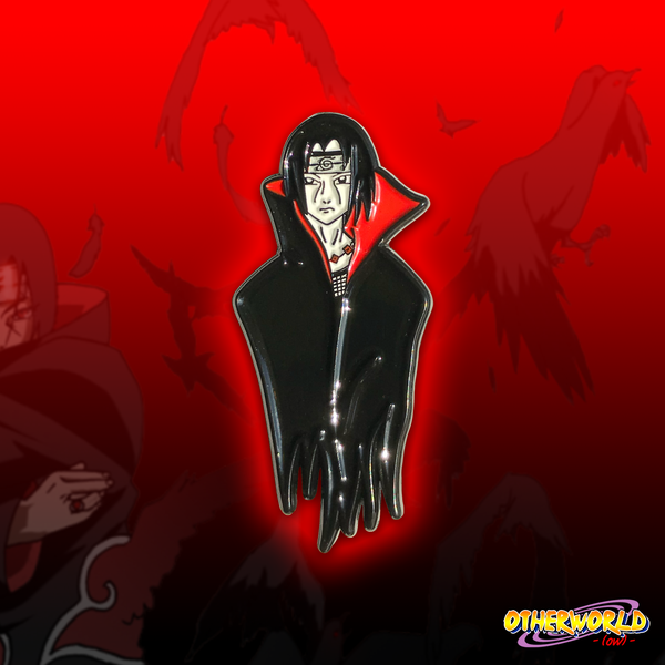 Image of Itachi lapel pin