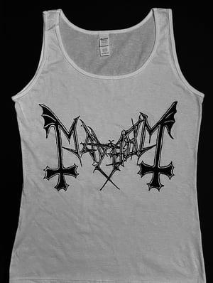 Image of Black Metal / Death Metal - Ladies Tank Top