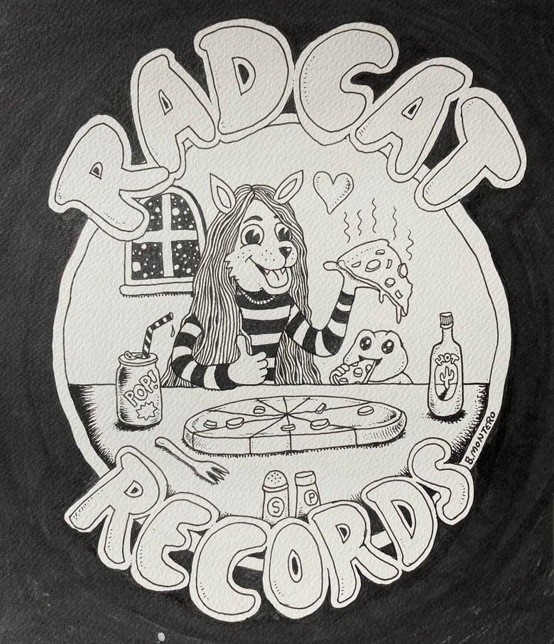 Image of Rad Cat Logo