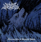 Image of Winter Blackness - Freezing Aura Of Blackened Depths LP
