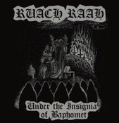Image of Ruach Raah - Under The Insignia Of Baphomet LP