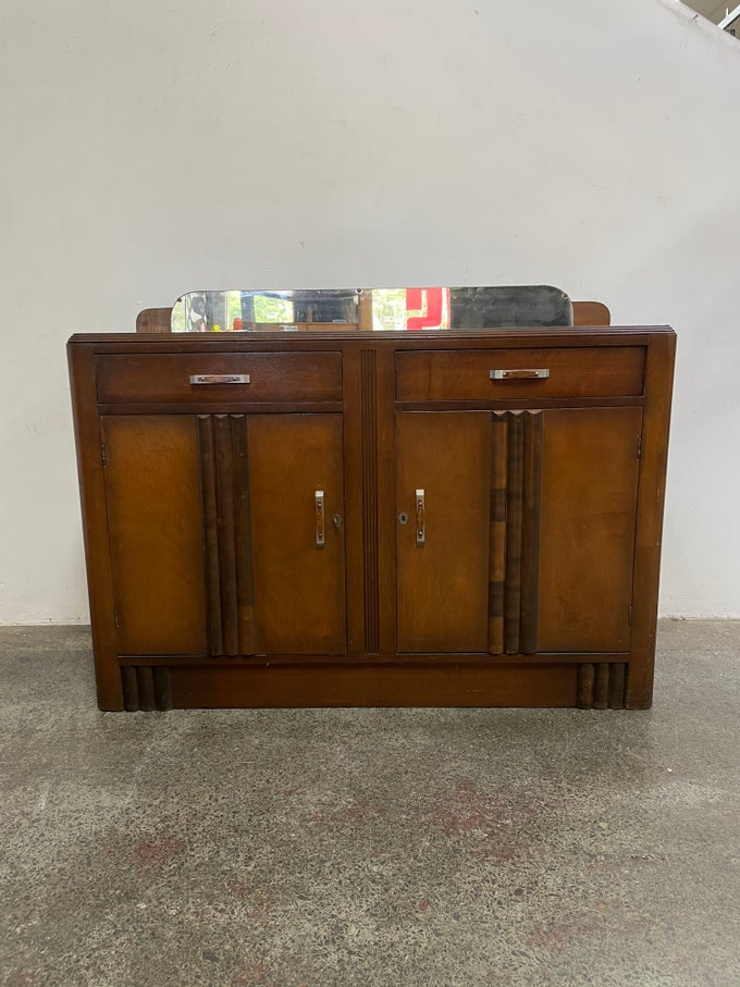 Image of ART DECO SIDEBOARD