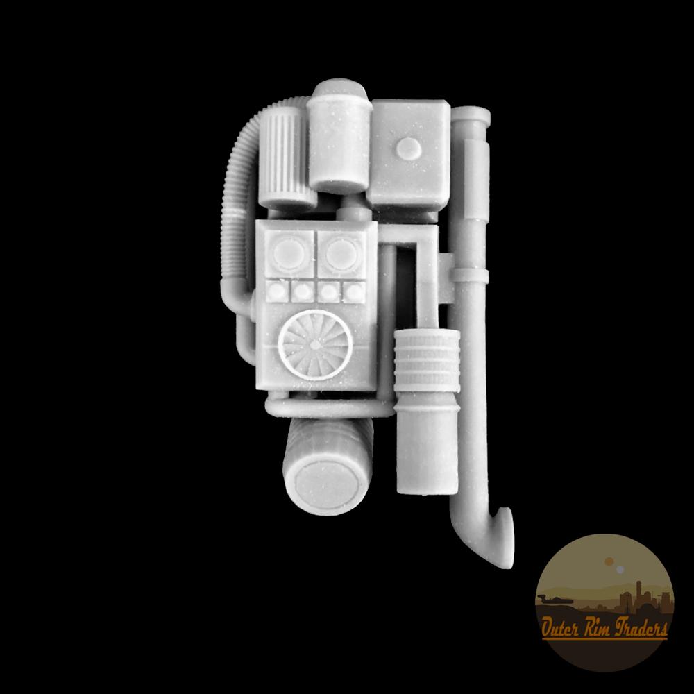 Image of Evolution Pack by Skylu3D Design