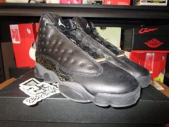 "Air Jordan XIII (13) Retro ""Black/Glitter"" GS - areaGS - KIDS SIZE ONLY"