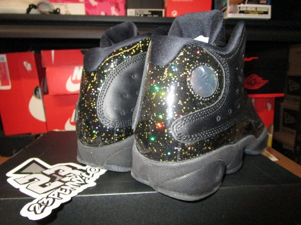 """Air Jordan XIII (13) Retro """"Black/Glitter"""" GS - areaGS - KIDS SIZE ONLY"""
