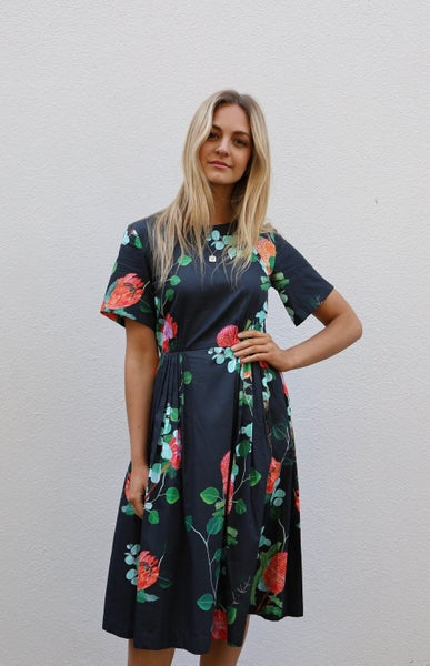 Image of Dorothy Dress - Native Blooms