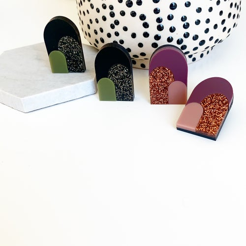 Image of Arch Statement Studs