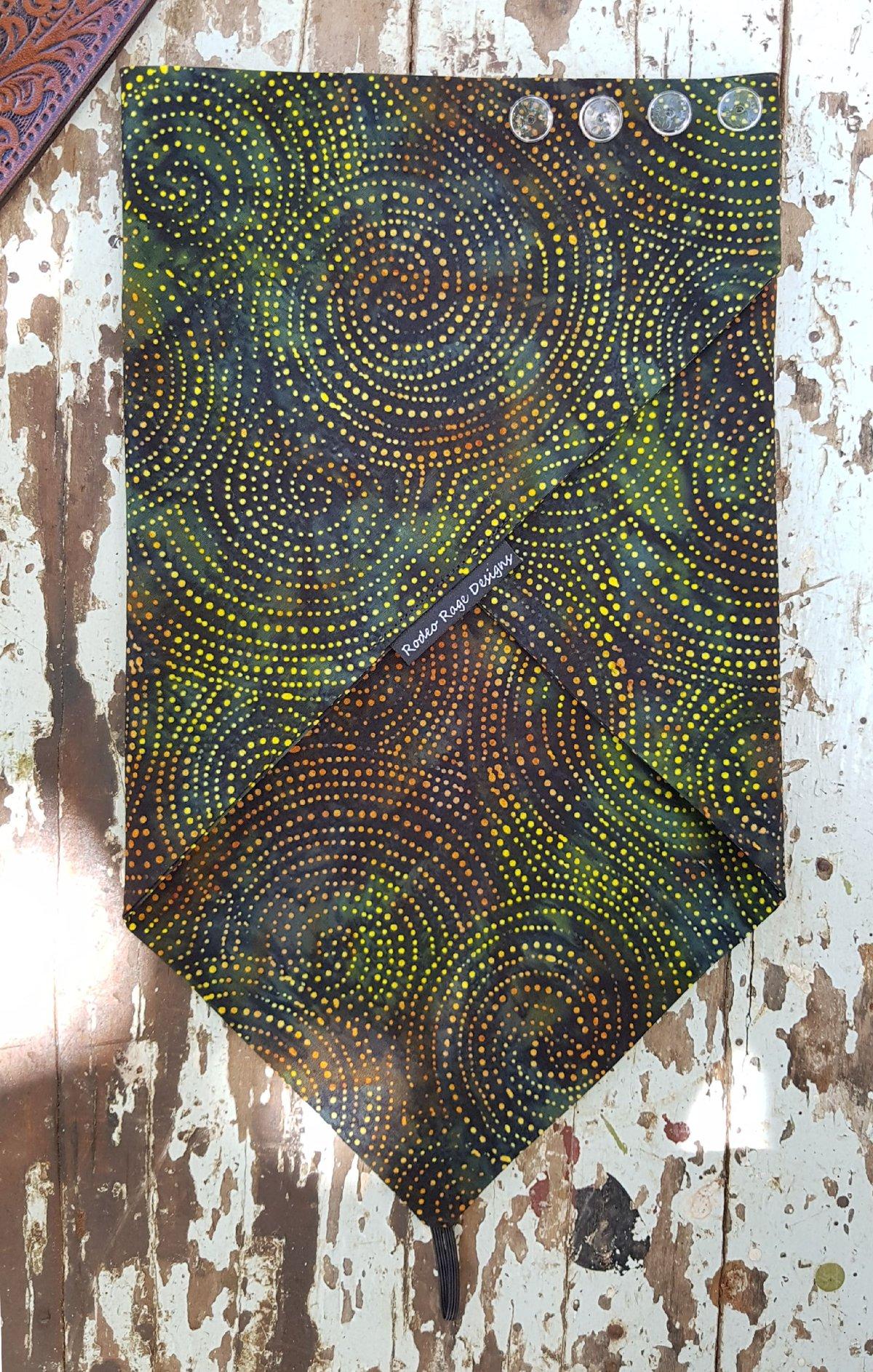Image of Forrest Batik in Muster Duster