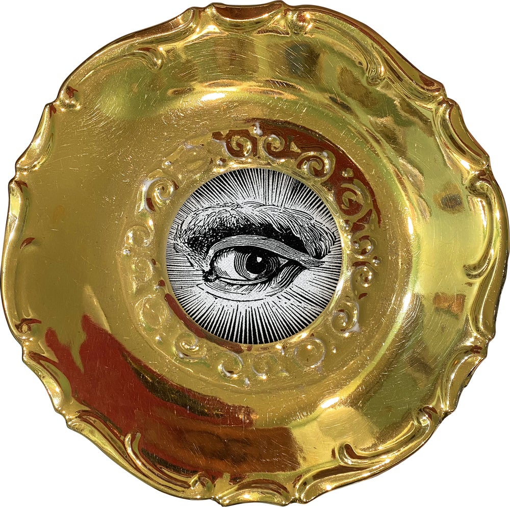 Image of Lover's eye A - #0752 - DELUXE EDITION