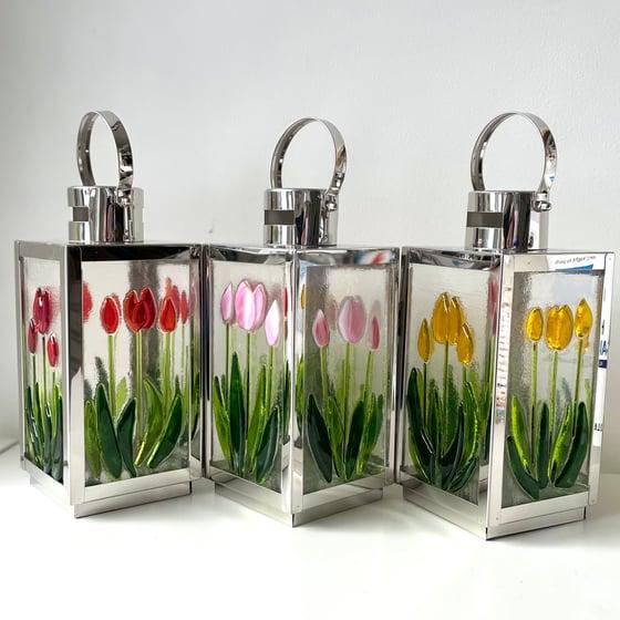 Image of Tulip lanterns