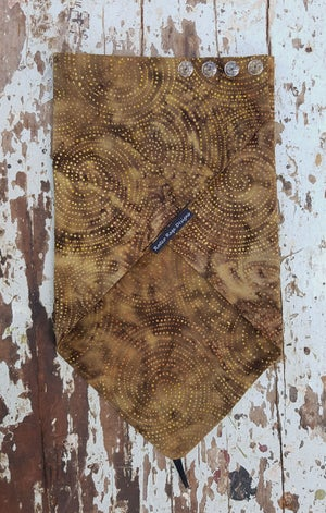 Image of Earth Batik in Muster Duster