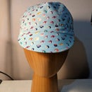 Image 2 of Cotton cycling cap - small sushi