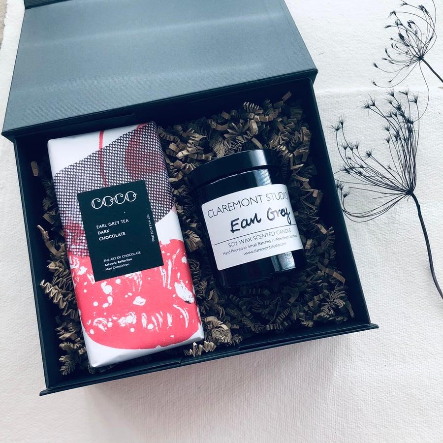 Image of Tea Lovers Gift Box