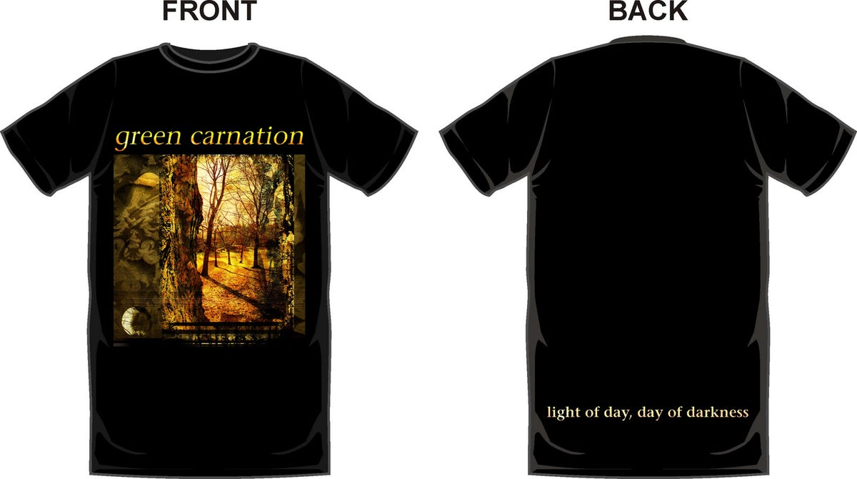 Light of Day, Day of Darkness TS 2001 Edition