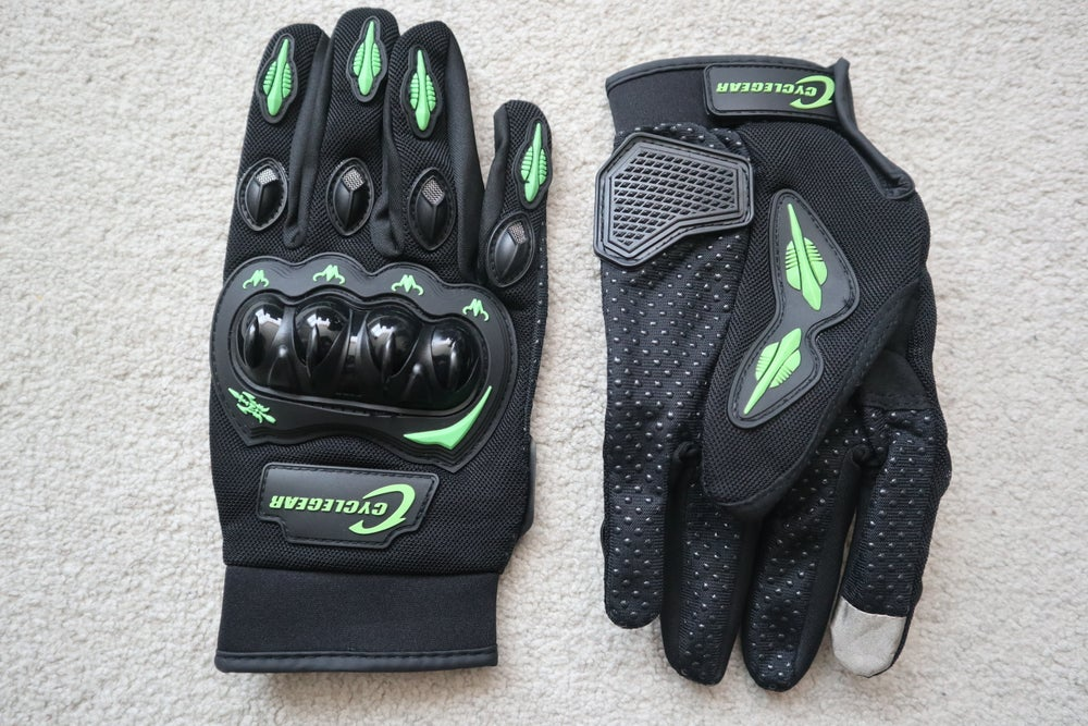 Motorcycle Touch Screen Gloves XL