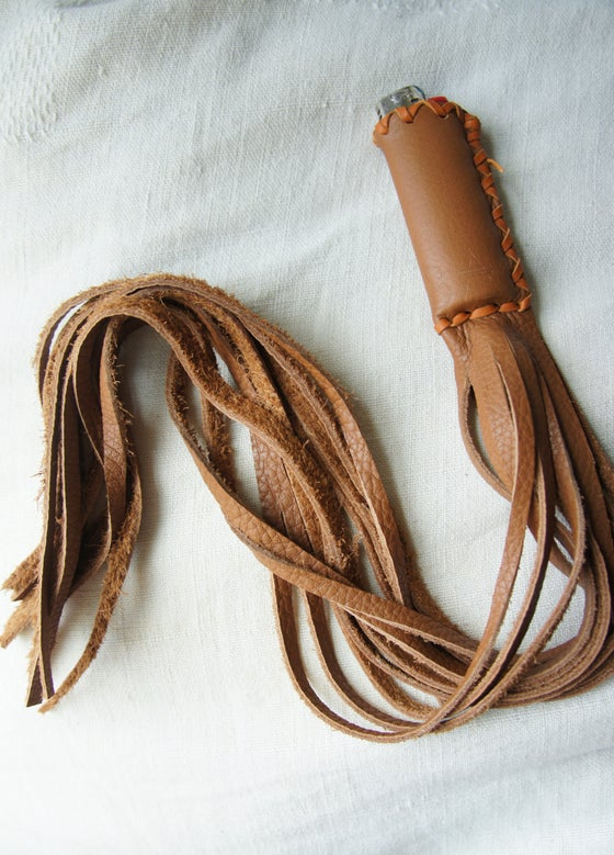Image of ATSILA Lighter Whip Tan