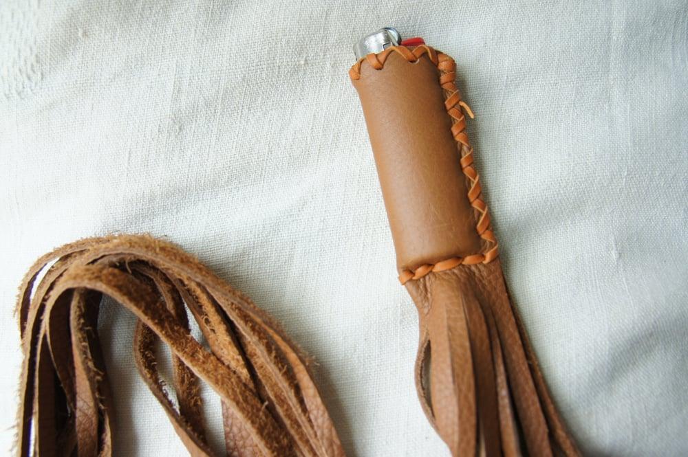 Image of ATSILA Lighter Whip Tan
