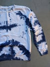 Blue and White Sweatshirt (Ready to Ship)