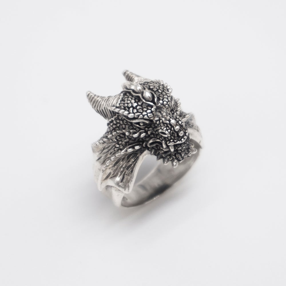 Image of LUCIFER | Dragon Ring