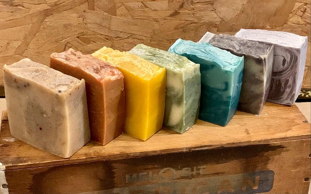 Image of Chakra Soap