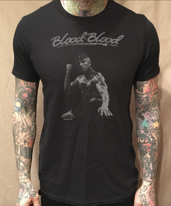 Image of VL BLOODSPORT BLACK TEE