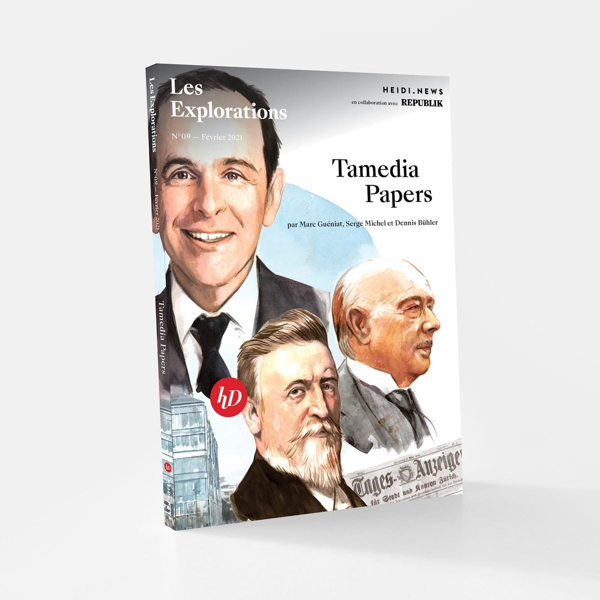 Image of Tamedia Papers