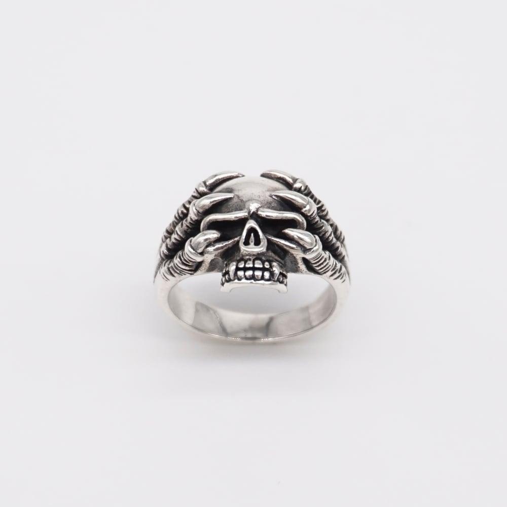 Image of DAMON | Skull Ring